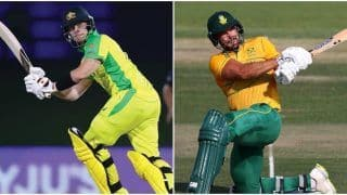 Australia vs South Africa Live Streaming ICC T20 World Cup 2021 in India: When and Where to Watch AUS vs SA Live Stream Cricket Match Online on Disney+ Hotstar; TV Telecast on Star Sports