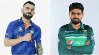 India vs Pakistan Live Streaming ICC T20 World Cup 2021 in India: When and Where to Watch IND vs PAK Live Stream Cricket Match Online on Disney+ Hotstar; TV Telecast on Star Sports