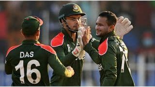 T20 WC: Shakib Al Hasan Becomes All-Time Leading Wicket-Taker in T20 World Cup History