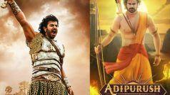 Adipurush में Baahubali से तीन गुना ज़्यादा होगा VFX, टूटेगा सब रिकॉर्ड? Prabhas बने हैं भगवान राम