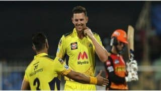 IPL 2021: Shane Watson Explains Why Josh Hazlewood is 'Very Hard' to Play in UAE Conditions