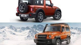 Mahindra Thar vs 2021 Force Gurkha: Price, Features, Specifications Compared