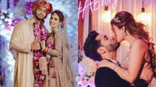 Just Married! Yeh Hai Mohabbatein Actor Abhishek Malik Takes Wedding Vows With Fashion Stylist Suhani Chaudhary