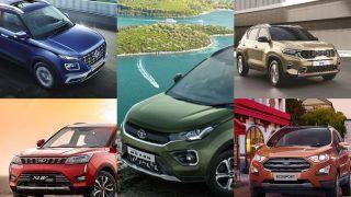 Top 5 Compact SUVs In September 2021: Nexon Beats Venue For Top Position; Sonet, XUV300, EcoSport Follow