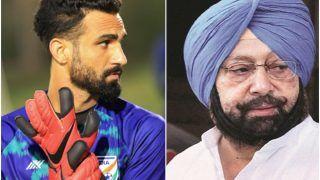 'Stop Tagging Me': Footballer Amrinder Singh Tweets Appeal After Being Confused For Ex-Punjab CM