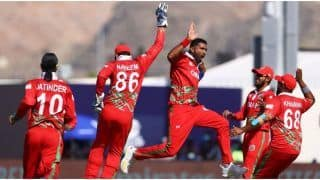 Oman Off to Winning Start, Beat Papua New Guinea by 10 Wickets