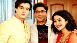 Yeh Rishta Kya Kehlata Hai: Rajan Shahi Shares Heartfelt Note For Mohsin Khan-Shivangi Joshi, Rupali Ganguly Drops Comment