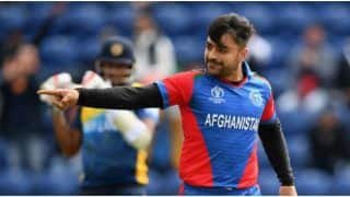 T20 World Cup 2021: Rashid Khan Reveals Afghanistan's Mindset, Says You Have to Adjust Yourself to The Wickets