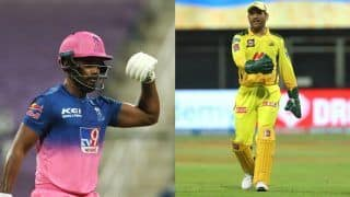 Play-Off Berth Confirmed, Confident CSK Take on Struggling RR in Search of Top 2 Finish