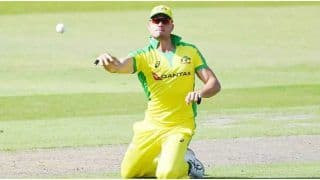 T20 World Cup 2021: Marcus Stoinis Hopeful of Bowling in Next Warm-up Against India