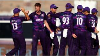 T20 World Cup 2021: Scotland Beat Papua New Guinea For Second Win in a Row