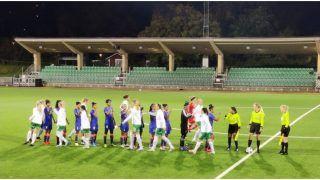 Own Goal Sinks Indian Women's Football Team in Friendly Match Against Swedish Club Hammarby IF