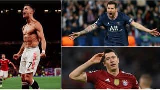 Ballon D'or 2021: Lionel Messi, Cristiano Ronaldo, Robert Lewandowski and Neymar Among Nominees