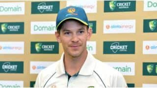 Tim Paine's Olive Branch to England Pacer James Anderson After Controversial Remark