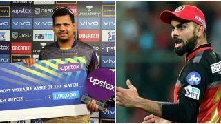 IPL 2021: Goal Was To Get Virat Kohli and Tying RCB Down, Says Sunil Narine