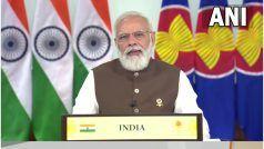 PM Modi at India-ASEAN Summit: Covid-19 के दौर में हमारा आपसी सहयोग, भविष्य में रिश्तों को मजबूती देगा