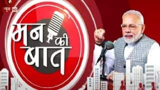 Man Ki Baat में बोले PM Modi-जल्द ही आपकी सभी जरूरतों के लिए ड्रोन तैनात किए जाएंगे, जानिए और क्या कहा..