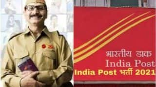 Delhi Post Office Recruitment 2021: Apply for Skilled Artisans Posts, Salary Up To Rs 63200 | Details Here