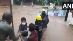 Heavy Rains in Kerala: 5 जिलों में रेड अलर्ट, लैंडस्लाइड में 12 लोग लापता, बाढ़ से एक की मौत, एयरफोर्स से मांगी मदद