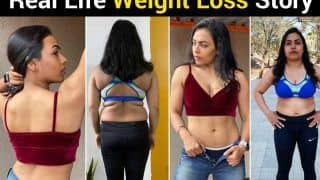 Real-Life Weight Loss Journey: Fitness Expert Atina De Sousa Loses 18 Kilos in 12 Weeks Without Skipping Any Meal or Drinking Green Tea
