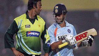 IND vs PAK, T20 World Cup 2021: ...जब पसली में फ्रैक्चर के बावजूद खेलते रहे Sachin Tendulkar, खुद Shoaib Akhtar ने पूछा था हाल
