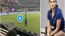 IND vs PAK, T20 World Cup: मैदान पर खड़े Shoaib Malik को छेड़ने लगे भारतीय फैंस, वाइफ Sania Mirza का ऐसा था रिएक्शन