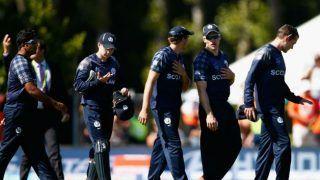 LIVE SCORE T20 World Cup 2021, SCO vs PNG: स्कॉटलैंड ने टॉस जीतकर पहले बल्लेबाजी करने का फैसला किया