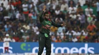 T20 World Cup में सर्वाधिक विकेट लेने वाले गेंदबाज बने बांग्लादेश के शाकिब अल हसन