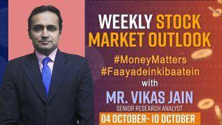 Weekly Stock Market Report, 4th-10th October:  इस हफ्ते कहां करें सेफ स्टॉक इन्वेस्टमेंट ? यहां जानिए | वीडियो देखें