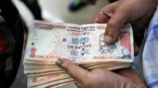 Unaware of Demonetisation, Visually Challenged Beggar Seeks Exchange of RS 65,000 Life Savings