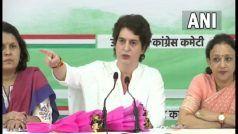 UP की महिलाओं के लिए कांग्रेस का बड़ा ऑफर-विधानसभा चुनाव लड़ना चाहती हैं तो 15 नवंबर तक करें आवेदन