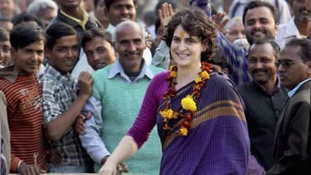 Priyanka Gandhi should apologise to the nation, says BJP leader