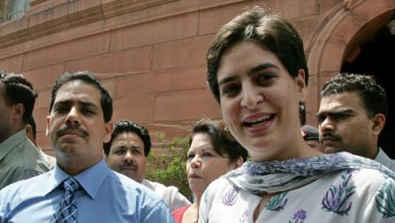 Priyanka Gandhi: Support system of the Congress