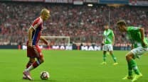 Bayern Munich beat Wolfsburg in German Bundesliga opener