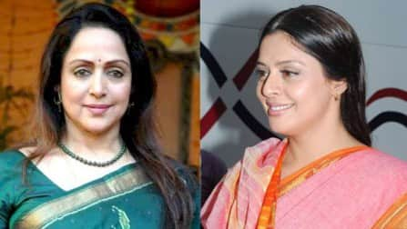 Lok Sabha Elections 2014: Nagma, Hema Malini provided with extra security cover during campaign