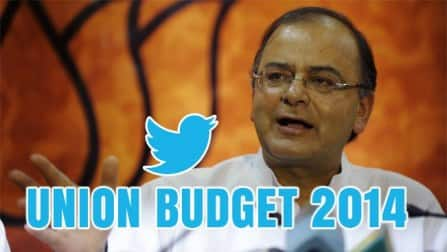 Union Budget 2014: Finance Minister Arun Jaitley all set to announce the most-awaited Union Budget