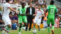 FIFA World Cup 2014 Match In Pics: Iran vs Nigeria