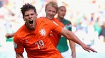 Netherlands beat Mexico 2-1 in late show to reach quarter-finals