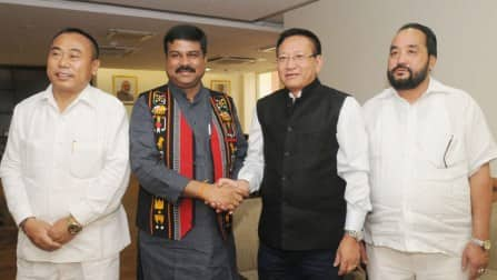 Nagaland CM TR Zeliang: Inner Line Permit system not very successful