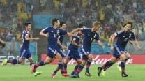 Japan vs Greece: Watch Sony Six TV for Free Live Streaming & Telecast of FIFA World Cup 2014 23rd Match