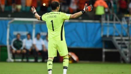 Champions Spain left reeling by record defeat