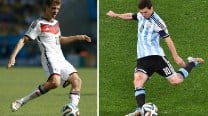 FIFA World Cup 2014 Golden Ball shortlist revealed: Finalists Thomas Mueller and Lionel Messi to fight it out