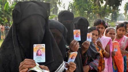 Assam, Tripura record brisk polling in first phase of 2014 Lok Sabha elections