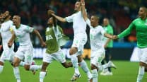 FIFA World Cup 2014 Live Updates, Algeria vs Russia: Game ends 1-1,Algeria reach Round of 16