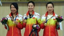 Asian Games 2014: China's gold medal in women's 10m Air Rifle event restored reinstated