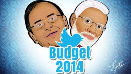 Union Budget 2014 Live: Look what Twitteratti has to say about Budget 2014