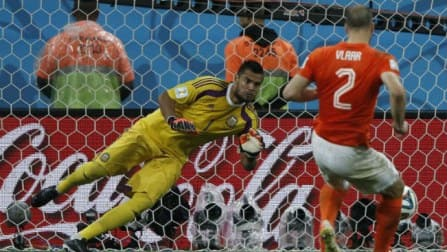 FIFA World Cup 2014: Five facts on Argentina hero Sergio Romero