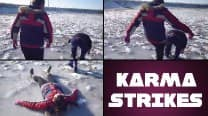 Karma Is a Bitch: This 7-minute-video proves how Karma hits back! (Funny Video)