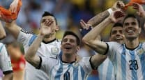 FIFA World Cup 2014: How Netherlands and Argentina reached the semi-finals