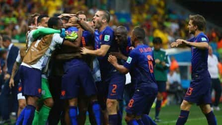 FIFA World Cup 2014 Match In Pics: Brazil vs Netherlands